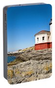 Coquille River Lighthouse Portable Battery Charger