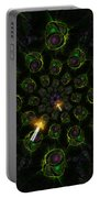 Cosmic Embryos Portable Battery Charger