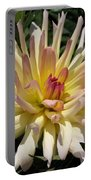 Dahlia Named Camano Ariel Portable Battery Charger
