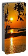 Dancing Light Portable Battery Charger by Frozen in Time Fine Art Photography