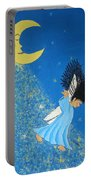 Dancing On Moonbeams Portable Battery Charger