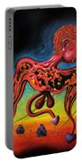 Detail From - Restless Seeker Portable Battery Charger
