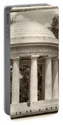 District Of Columbia War Memorial Portable Battery Charger