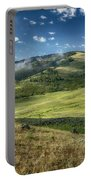 Down In The Valley Portable Battery Charger