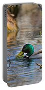Ducktails Portable Battery Charger