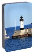 Duluth Mn Harbor Portable Battery Charger