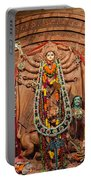Durga Puja Festival Portable Battery Charger