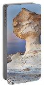 Egytians White Desert Portable Battery Charger
