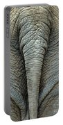 Elephant's Tail Portable Battery Charger by Mae Wertz