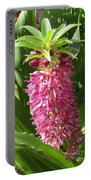 Eucomis Named Leia Portable Battery Charger