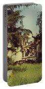 Farmhouse Landscape Portable Battery Charger