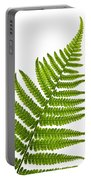 Fern Leaf Portable Battery Charger