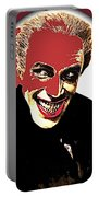 Film Homage Conrad Veidt The Man Who Laughs 1928-2013 Portable Battery Charger