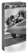 First Supersonic Aircraft, Bell X-1 Portable Battery Charger