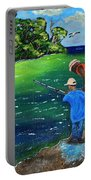 Fishing Buddies Portable Battery Charger
