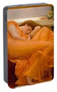 Flaming June Portable Battery Charger