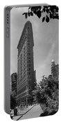 Flatiron Building Manhattan  Portable Battery Charger