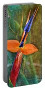 Floral Contentment Portable Battery Charger