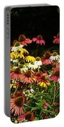 Flowers Gone Wild Portable Battery Charger