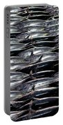 Freshly Caught Skipjack Tuna, Male Portable Battery Charger