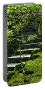 Garden Path Portable Battery Charger by Brian Jannsen