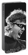 Musician George Thorogood Portable Battery Charger