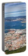 Gibraltar City And Bay Portable Battery Charger