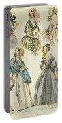 Godey's Lady's Book, 1842 Portable Battery Charger