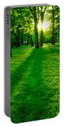 Green Park Portable Battery Charger