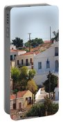 Halki Island Greece Portable Battery Charger