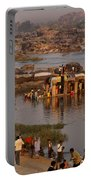 Hampi Ghats Portable Battery Charger
