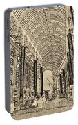 Hays Galleria London Sketch Portable Battery Charger