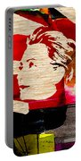 Hillary Clinton Portable Battery Charger