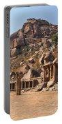 Hindu Ruins At Hampi Portable Battery Charger