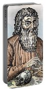 Hippocrates (c460-c377 B.c.) Portable Battery Charger
