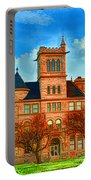 Historic City Hall Springfield  Mo Portable Battery Charger