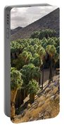 Indian Canyons - California Portable Battery Charger