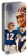 Jim Kelly Portable Battery Charger
