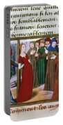 Joan Of Arc (c1412-1431) Portable Battery Charger