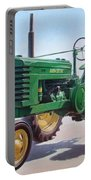 John Deere Tractor Portable Battery Charger