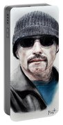 John Travolta In The Taking Of Pelham 123  Portable Battery Charger