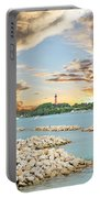 Jupiter Lighthouse Portable Battery Charger