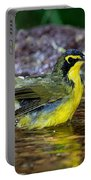 Kentucky Warbler Portable Battery Charger