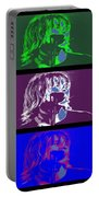 Kurt Cobain Portable Battery Charger