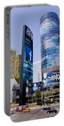 Las Vegas Strip Portable Battery Charger