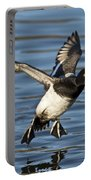 Lesser Scaup Drake Portable Battery Charger