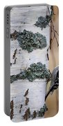 Lesser Spotted Woodpecker Portable Battery Charger