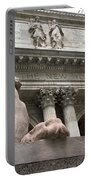 Lion New York Public Library Portable Battery Charger