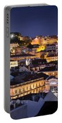 Lisbon Downtown Portable Battery Charger