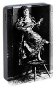 Lotta Crabtree (1847-1924) Portable Battery Charger